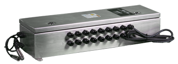 1500 LED Brik-32 Controller Stainless Steel